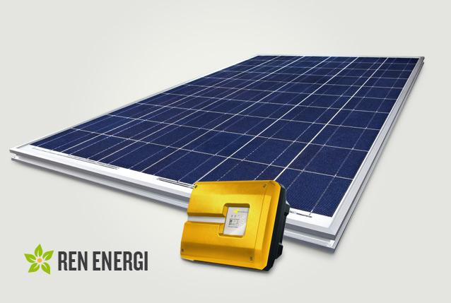 Webbshop – Ren Energi
