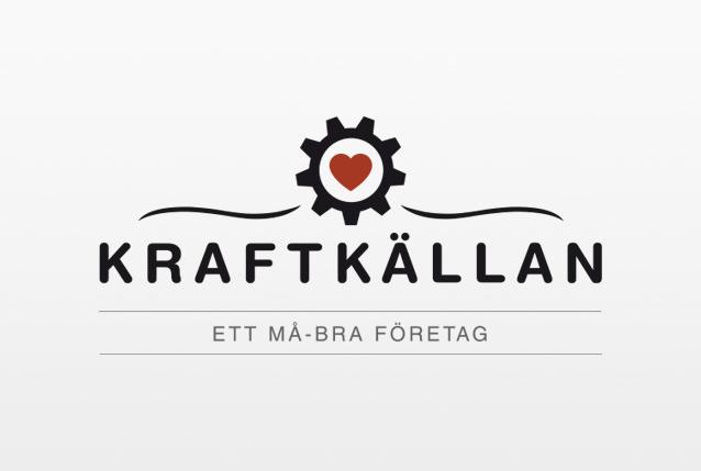 Logotype Kraftkällan