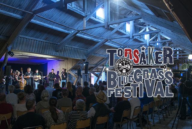 Webbplats Torsåker Bluegrassfestival