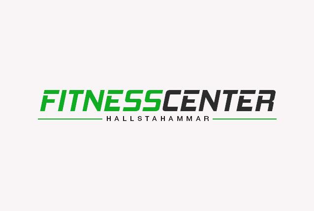 Logotyp Hallsta FitnessCenter